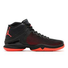 3c67d916347 Nike Jordan Super.Fly 4 PO Mens 819163-012 Black Red Basketball Shoes Size  10
