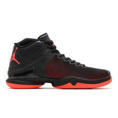 3ee73e589b9 Nike Jordan Super.Fly 4 PO Mens 819163-012 Black Red Basketball Shoes Size  10