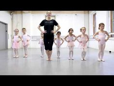 Joffrey Ballet School NYC Pre Ballet 1 Class, for Ages 5-6 - The Children's Program