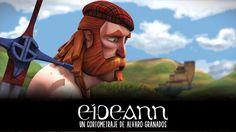 #ANIMATION #FILM #SCOTISH #CROWDFUNDING -  Eideann by Alvaro Granados. Ambientada en el siglo XIV, Eideann es la historia de como un aguerrido pastor de las tierras altas escocesas y una de las ovejas de su rebaño se convierten en los pioneros de uno de los mayores entretenimientos de nuestros días. rigging animacion dinamicas texturizado modelado +INFO: www.alvarogranados.com CAMPAÑA CROWDFUNDIG verkami www.verkami.com/projects/5257