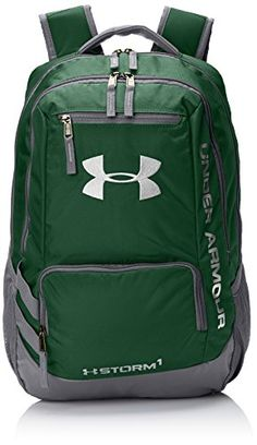 Under Armour Storm Hustle II Backpack, Forest Green (301)...