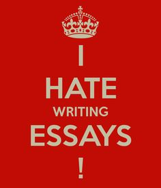 How can I start an essay on hate?