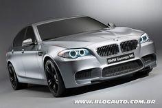 BMW M5 30 Anos - BMW Concept M5