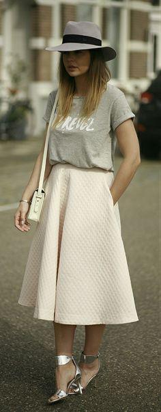 PRETTY IN PASTEL by Fashion Zen