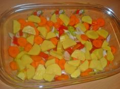 Hähnchen mit Gemüsen - Sebzeli Tavuk