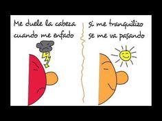 Canción infantil me tranquilizo para niños tdah modificación de conducta - YouTube