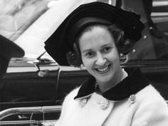 Queen Fabiola  | Royal Hats....Posted on December 5, 2014 by HatQueen....Queen Fabiola of Belgium passed away today at the age of 86.