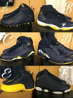 buy online 85c7b d37b8 Big Blue showed off a number of new Michigan Wolverines Air Jordan PEs over  the weekend ranging from a Jordan Jordan Jordan Jordan and more.