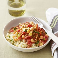 ... recipes on Pinterest | Chickpeas, Vegetarian Dinners and Couscous