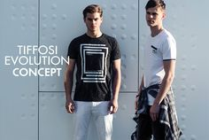 Lookbook Homem - Tiffosi® Loja Online