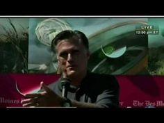 Mitt The Ripper - an ad by Colbert Super PAC