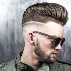Haircut by braidbarbers http://ift.tt/1L4OzC2 #menshair #menshairstyles…