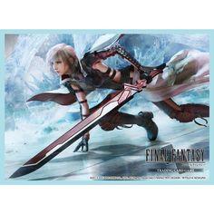 Final Fantasy XIII - Lightning Returns sleeves