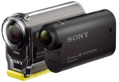 Sony Expands Action Cam Lineup with the Smaller, Lighter, Ruggedized HDR-AS30V
