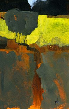 Claygate6.5 x 9 inches2013 Paul Bailey
