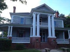 1910 Classical Revival - Cochran, GA - $59,900
