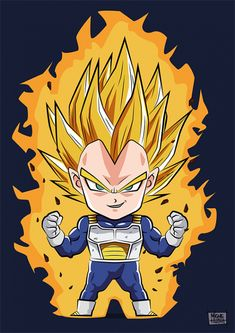 DragonBall Chibi collection on Behance Dragon Ball Gt, Dragon Ball Z Shirt, Ssj2, Figurine Dragon, Dragons, Manga Dragon, Fan Art, Cute Illustration, Character Illustration