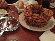 Onion Loaf at Tony Roma's California - A blog of life