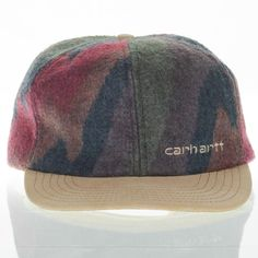 dd00b5d0652 Carhartt Chamois Vintage Hat Made in USA Snapback 100% Cotton One Size Fits  All