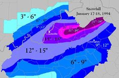 Friday marks 20-year anniversary of massive winter storm | Weather  - WLKY Home