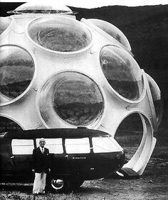 Fuller gave form to our collective vision of the future. No one has startled our imaginations quite the same since.