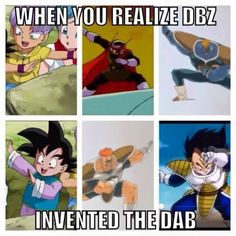 "Modern_Rock on Twitter: ""When you realize that Dragon Ball Z ..."
