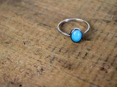 Sterling+Silver+Ring+/+Cabochon+Ring+par+jessjamesjake+sur+Etsy,+$35,00