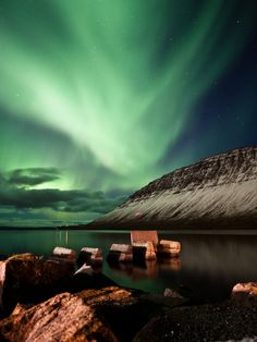 we're going to see the Northern Lights in Iceland!