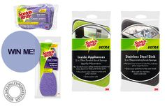 So Long Stuck-On Grime And Scratches! {Giveaway}