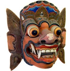 ART@FPD: Art 2 - Masks from around the world