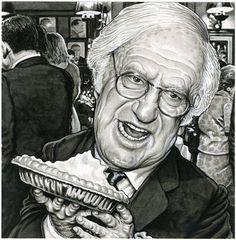 Drew Friedman :: Soupy Sales