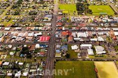 Stratford town NZ