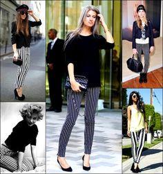 Trending :: Stripes  S/S13