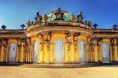 Sanssouci Castle