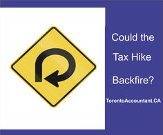 Could The New Tax Hike on Top Earners Backfire? Financial Planning, Accounting, Hiking, How To Plan, News, Top, Walks, Business Accounting, Trekking