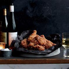 Cold Fried Chicken Recipe - Justin Yu | Food & Wine