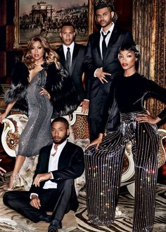 Vogue US September 2015 - Jourdan Dunn & more - Mario Testino New Years Outfit, New Years Eve Outfits, New Years Eve Party, New Year Photoshoot, Self Photography, Jourdan Dunn, Vogue Us, Mario Testino, New Year Celebration