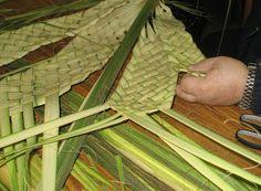 Weaving Palms