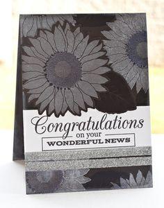 Grand Greetings; Splendid Sunflower; Splendid Sunflower Die-namics - Lisa Johnson
