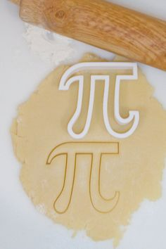 Pi Cookie Cutter by HomePrint3D on Etsy