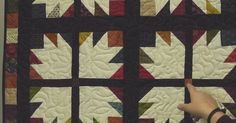 An Easy Quilt That Looks Complicated? What's Not To Love About The Bear Paw Quilt!