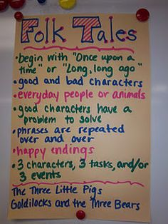 folk tales...defined