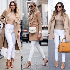 Best Fall Fashion Trends For Women - Fashion Trends Mode Outfits, Chic Outfits, Fall Outfits, Fashion Outfits, Womens Fashion, Fashion Clothes, Women's Clothes, Classy Outfits For Women, Clothes For Women