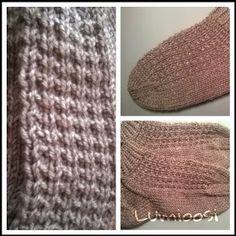 Lumioosi: Nilkkamallin villasukat Slippers, Socks, Accessories, Sneakers, Fashion, Tennis, Moda, Fashion Styles, Slipper