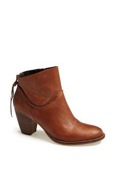Steve Madden 'Minder' Leather Bootie | Nordstrom