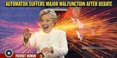 Hillary Short Circuits