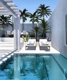 Feliz sábado a todos!!! Um lugar para relaxar..... Inspiração ✔️#arquitetura #archdecor #archdesign #arquiteturadeinteriores #inspiração #areaexterna #pool #home #piscina #homedecor #homestyle #homedesign #decor #interiores #instadecor #instadesign #instahome #interiordesign #design #detalhes #decoreseuestilo #designdecor #decoracaodeinteriores #decoração #decorhome #paradise#decordesign #decoration #decorlovers #referencia