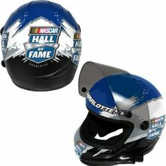 Checkered Flag NASCAR Hall of Fame 1:3 Replica Helmet - Hall Of Fame One Size by Checkered Flag. $39.95. You can cruise around the track or pretend you are in the seat of your favorite driver's race car wh. You can cruise around the track or pretend you are in the seat of your favorite driver's race car when you display the Checkered Flag NASCAR(r) Hall of Fame 1:3 replica helmet. The 1:3 scale replica helmet is decorated in the driver's colors and designed with the driv...