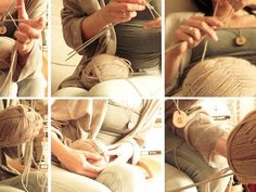 Don't stop knitting! It keeps you healthy.