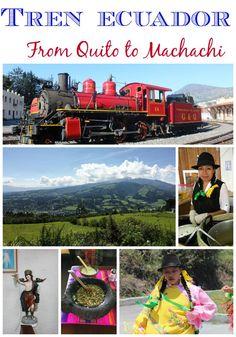 Tren Ecuador: Quito